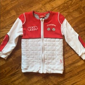 Audi Authentic Kids Sweatshirt
